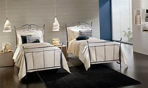 Come scegliere un letto in ferro battuto metallo o ottone