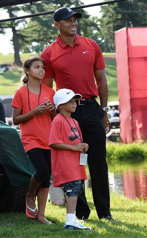 Tiger Woods' Kids Couldn't Be Happier About 1st Major in ...