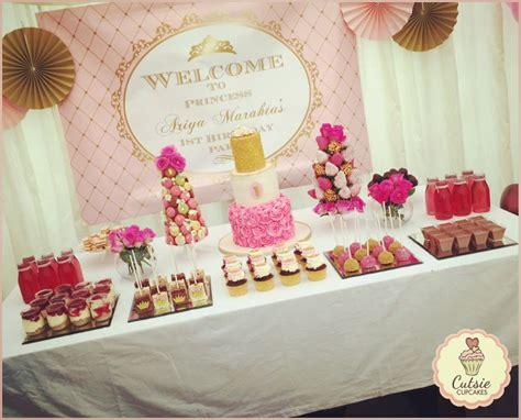 princess dessert table princess dessert table cakecentral com