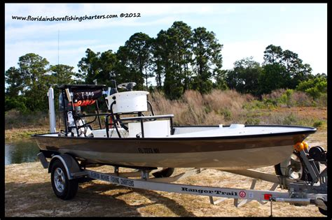 Used Flats Boats Orlando by Mosquito Lagoon Flats Fishing Boats Saltwater Skiffs