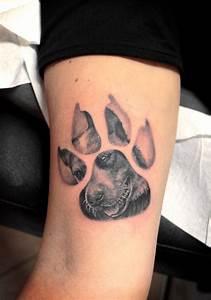 Ritratto realistico, il muso del cane ⋆ Mara Tattoo Studio
