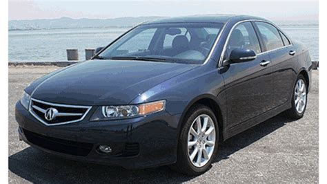 2006 Acura Tsx Review by 2006 Acura Tsx Review Roadshow
