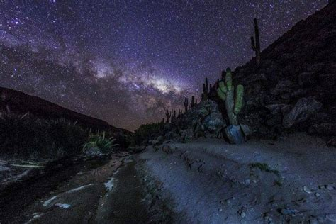 Photography Nature Landscape Mountains Milky Way