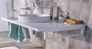 Décoration D Une Petite Salle De Bain : petite salle de bain 11 id es pratiques et d co deco cool ~ Zukunftsfamilie.com Idées de Décoration