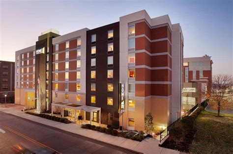 Home2 Suites By Hilton Nashville Vanderbilt 2017 Room