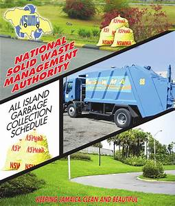 NSWMA Collection Schedule by diG Jamaica - Issuu