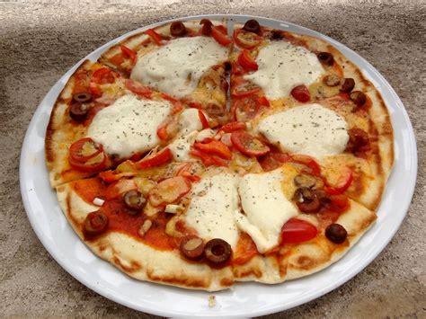 recettes de cuisine simple pizza à la poêle très simple et rapide la tendresse en