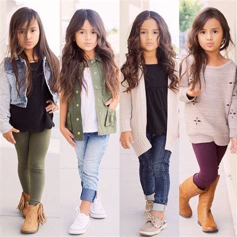 Our FAV back to school looks #ootd | Kids outfits | Pinterest | Ootd School and Girl fashion