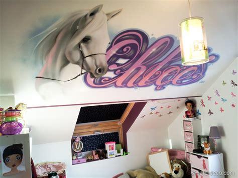 chambre cheval fille deco chambre fille theme cheval visuel 4