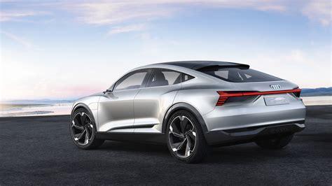 Audi E Tron Sportback Concept 5 Wallpaper Hd Car Wallpapers
