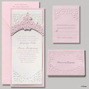 Disney princess dreams invitation aurora invitations for Sending wedding invitations to disney princesses