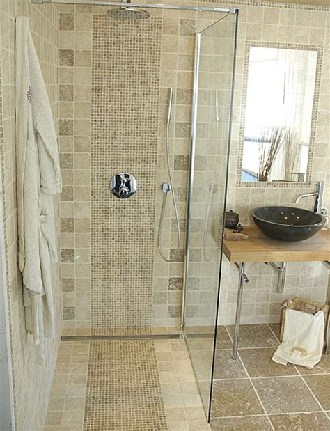salle de bain naturel carrelage galerie photos du th 232 me 73 126