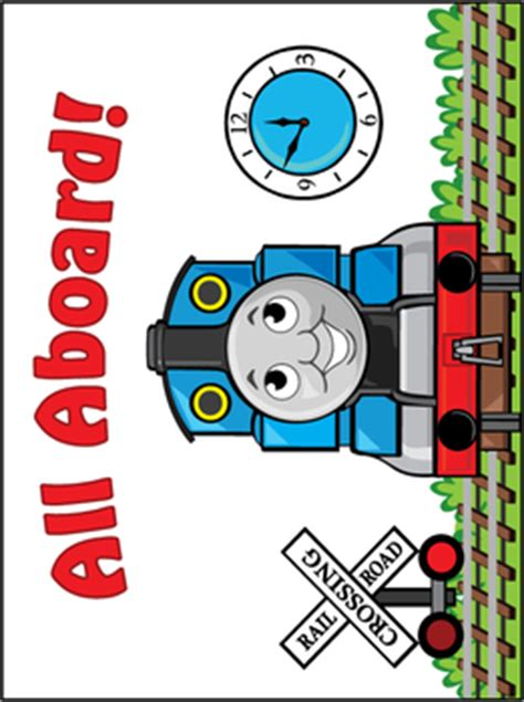 thomas tank party sign  thomas  tank engine party