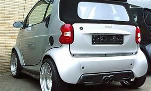 Smart Auspuff 450 : smart fortwo 450 cs tuning ~ Jslefanu.com Haus und Dekorationen