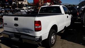 Used Parts 2004 Ford F150 Xl 4 6l V8 Engine 4r70e