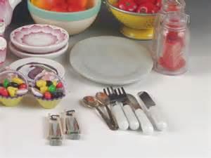 American Girl Doll Kitchen Set
