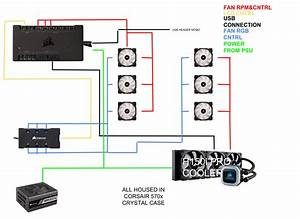 Usb Y Cable Wiring Diagram To Power Fan