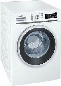 Siemens Waschmaschine 1600 : siemens wm16w540 iq700 8 kg a waschmaschine 1600 u min ~ Michelbontemps.com Haus und Dekorationen