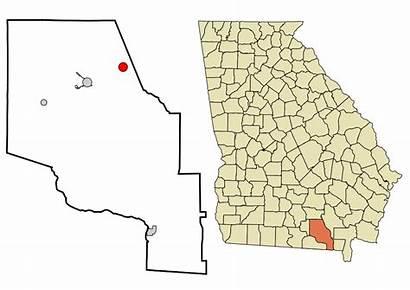 Georgia County Clinch Homerville Fargo Argyle Svg