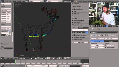 3d Design Software  Blender For 3d Printing #3dthursday
