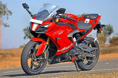 Tvs Apache Rr 310 Image by Tvs Apache Rr 310 Waiting Period Up To 4 Months Autocar