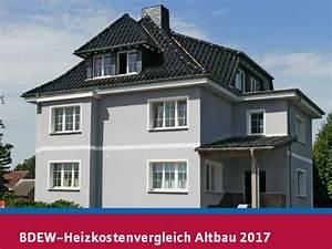 Welche Heizung Für Einfamilienhaus : heizkostenvergleich altbau 2017 energie fachberater ~ Sanjose-hotels-ca.com Haus und Dekorationen