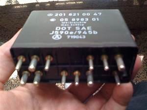 1995 C220 Wiper  Signal Problem