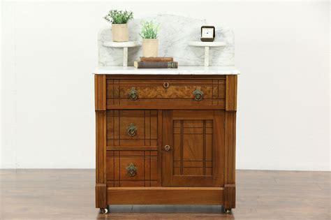sold victorian eastlake  antique chest washstand
