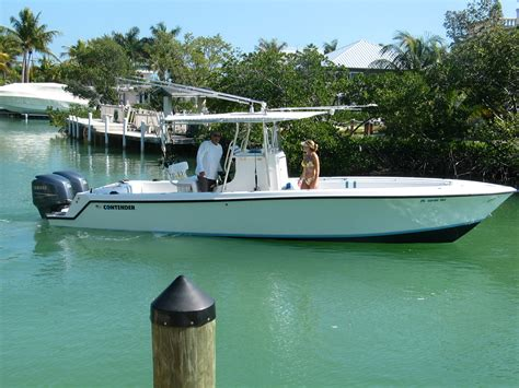 Contender Boats Colors by 2007 27 T Contender Open Will Trade For Smaller Boat The