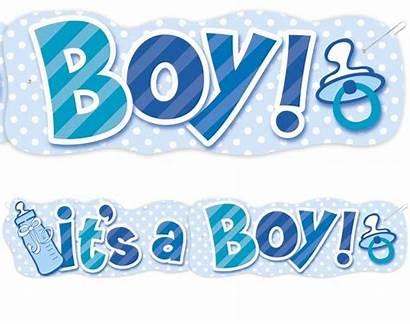 Shower Boy Storch Junge Deko Babyparty Xxl