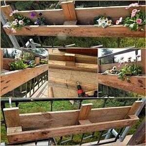 die besten 17 ideen zu blumenkasten balkon auf pinterest With französischer balkon mit garten rolltor selber bauen