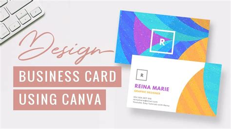 Design A Business Card Using Canva + Free Download Business Cards Design Pictures Calendar Templates Standard Result Rolodex Holder Mcmaster Undergraduate Card Makeup Artist Electricity Quotes Free