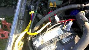 89 Cherokee Headlight Wire Harness Upgrade