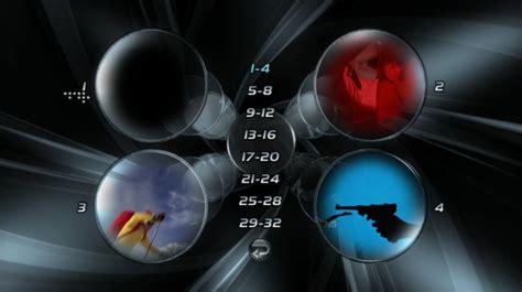 spy  loved   dvd menu