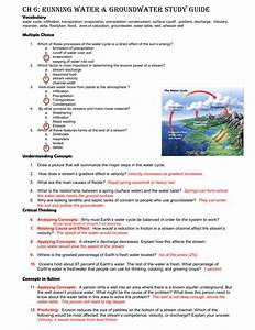Ch 6 Study Guide Answer Key