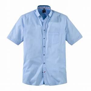 Strandkorb Blau Weiß : bergr en blau wei gestreiftes kurzarmhemd von olymp ~ Whattoseeinmadrid.com Haus und Dekorationen