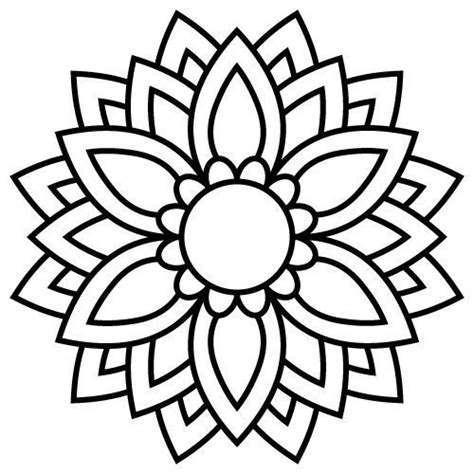 Download free vector patterns in svg format. Free Mandala SVG - FREE design downloads for your cutting ...