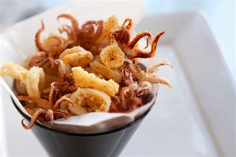 what is calamari and how is it cooked