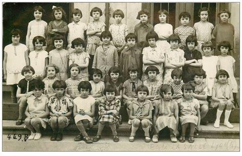 lycee la salle lyon 69 lyon 4 176 carte photo 1929 ecole la salle photo de classe photographe demierre 14 rue