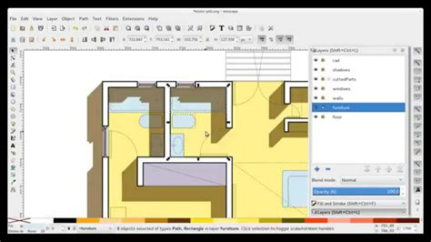 What Inkscape Can Do For Architecture Youtube