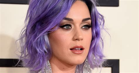 Katy Perry On Her Real Hair Color Im Dishwater Squirrel