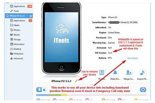 baixar para iphone 3g ios 4.1 custom