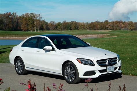 It features an opulent interior, comfortable handling, and punchy engines. Review: 2015 Mercedes-Benz C300 4MATIC   Canadian Auto Review