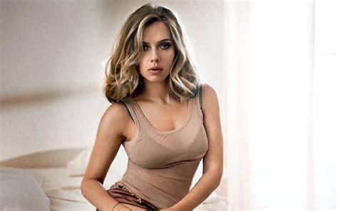 Scarlett Johansson describes hitting rock bottom in a past romance » Nation