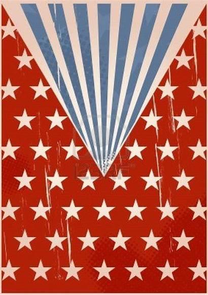 Stripes Stars Background Vector Striped Illustration Clipart