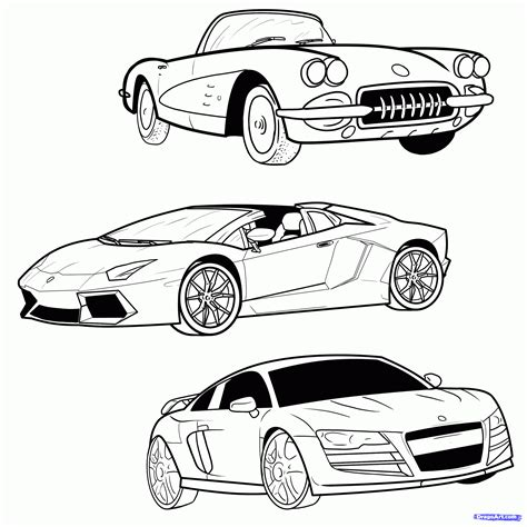 drawing  sports car  important  understand
