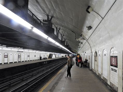 181st Street (IND Eighth Avenue Line) - Wikipedia