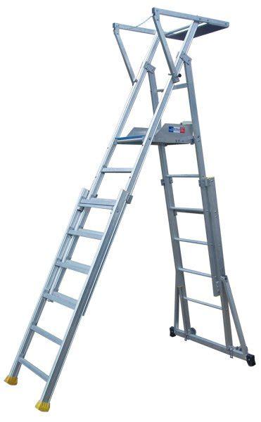 escabeau reglable pour escalier escabeau pour escalier pirl pirc