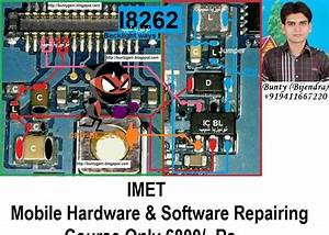 Samsung I8262 Lcd Display Light Problem Solution Jumper