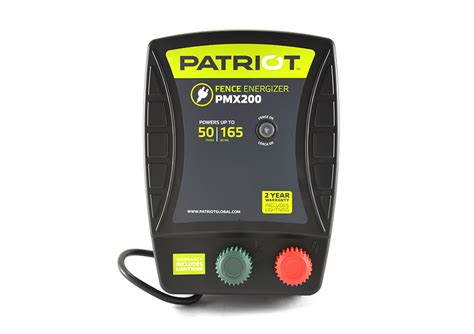 high quality electric fence supplies patriot
